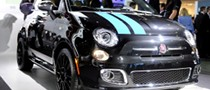 2011 NAIAS: Fiat 500 Mopar [Live Photos]