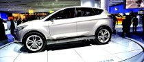 2011 NAIAS: Ford Vertrek Concept [Live Photos]