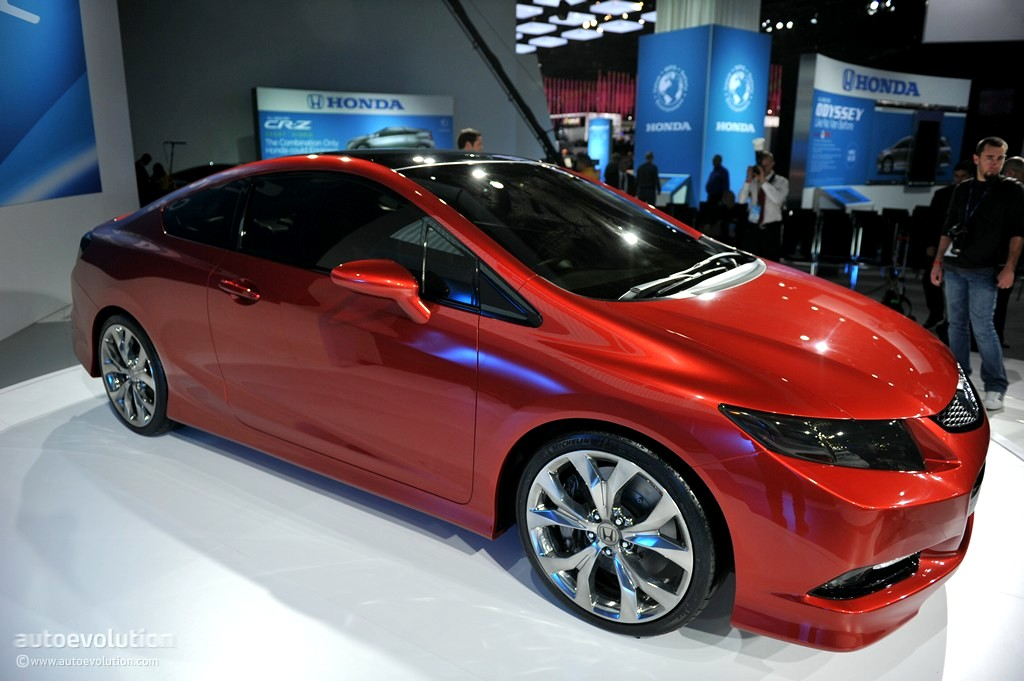Honda Civic Coupe Concept