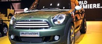 2011 NAIAS: MINI Paceman Concept [Live Photos]