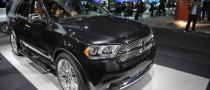 "2011 NAIAS: Mopar Dodge Durango Citadel ""Black & Tan"" [Live Photos]"