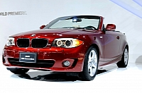 BMW 1 Series gets mild facelift for 2012 MY