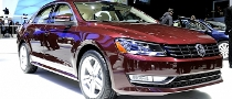 2011 NAIAS: Volkswagen Passat [Live Photos]