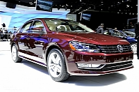 New Volkswagen Passat for the US