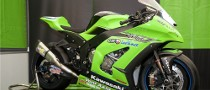 2011 Ninja ZX-10R Racer Breaks Cover