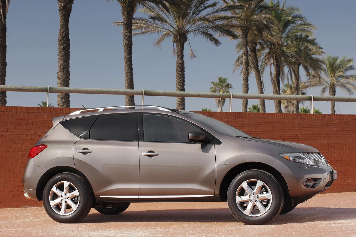 2011 Nissan Murano Convertible Still On Track Autoevolution