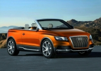Audi had a similar attempt with the Cross Cabriolet concept