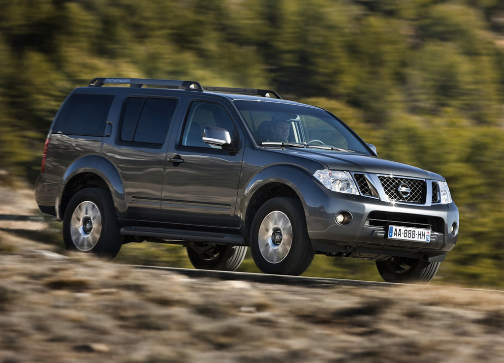 2011 nissan pathfinder xterra and frontier pricing revealed autoevolution