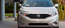 2011 Nissan Quest Unveiled in LA