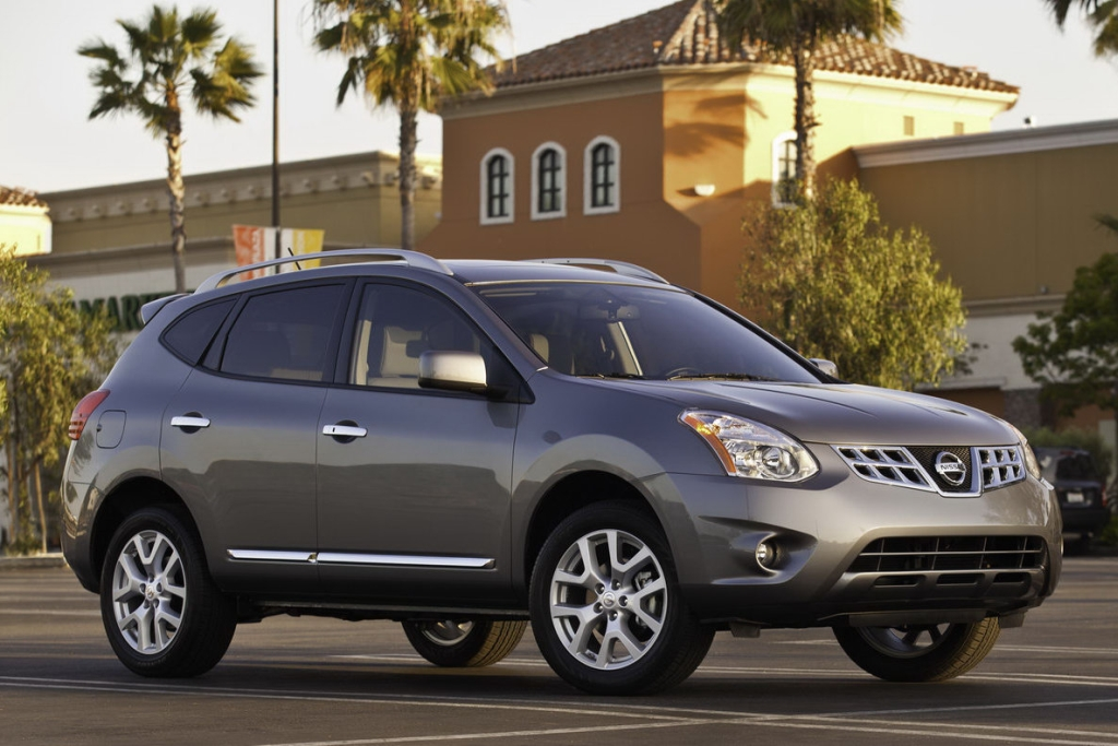 2011 nissan rogue pricing released autoevolution. Black Bedroom Furniture Sets. Home Design Ideas
