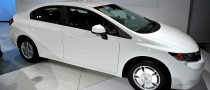 2011 NYIAS: Honda Civic [Live Photos]