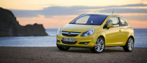 2011 Opel Corsa Gets Better for the New Year