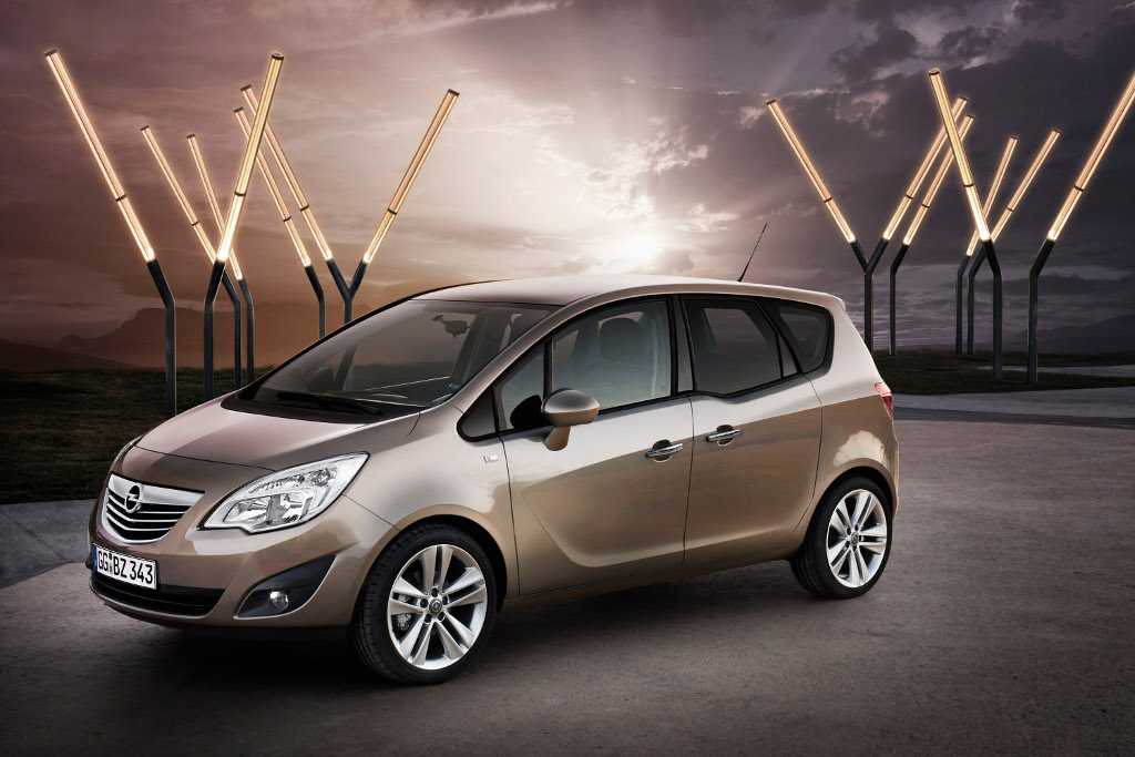 2011 opel meriva exceeds 30 000 pre orders autoevolution. Black Bedroom Furniture Sets. Home Design Ideas