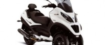 2011 Piaggio Mp3 Sport Revealed