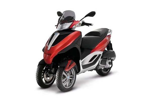 2011 piaggio mp3 yourban scooter presented autoevolution. Black Bedroom Furniture Sets. Home Design Ideas