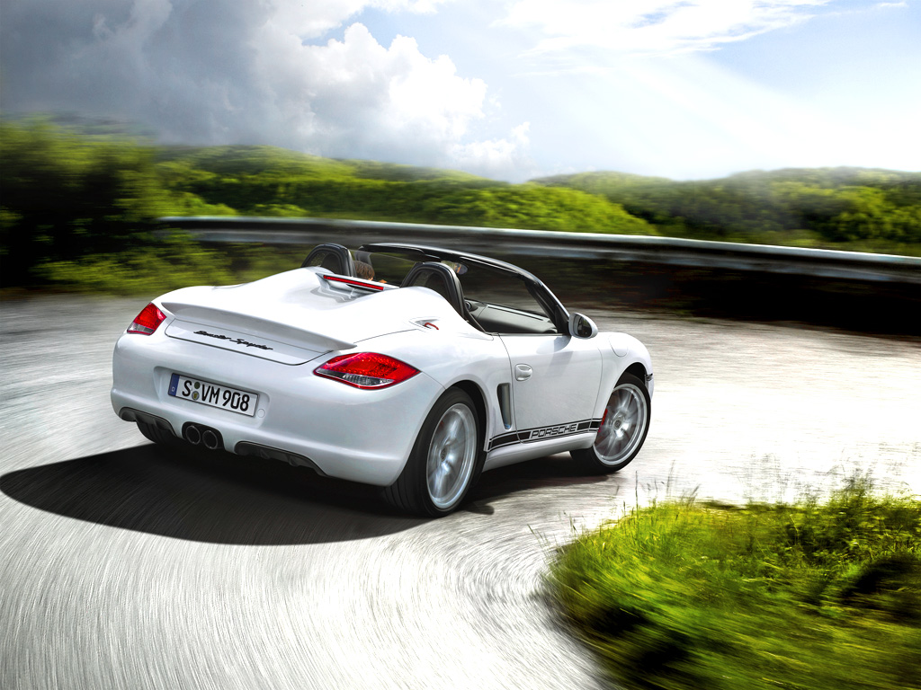 2011 porsche boxster spyder uk pricing announced autoevolution. Black Bedroom Furniture Sets. Home Design Ideas