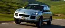 2011 Porsche Cayenne S Hybrid Reaches the US