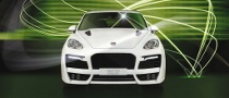 2011 Porsche Cayenne Techart Magnum Released