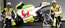 2011 Pramac Racing Ducati MotoGP Team Presented