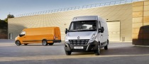 2011 Renault Master Equipment Levels and Prices