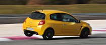 2011 Renaultsport Trackday Calendar Announced