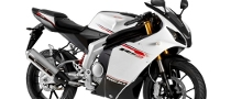 2011 Rieju RS3 Sportbike Introduced