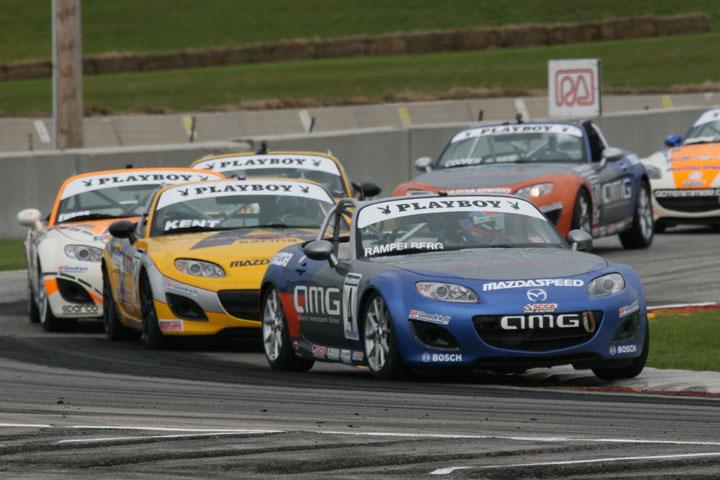 2011 Scca Pro Racing Playboy Mazda Mx 5 Cup Details