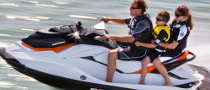 2011 SeaDoo GTI Watercraft with iBR On-Water Braking System