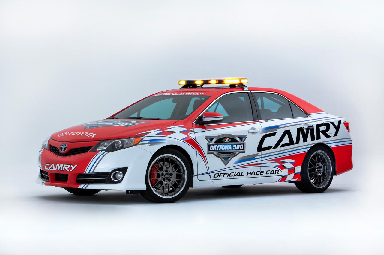 2011 Sema 2012 Toyota Camry Daytona 500 Pace Car