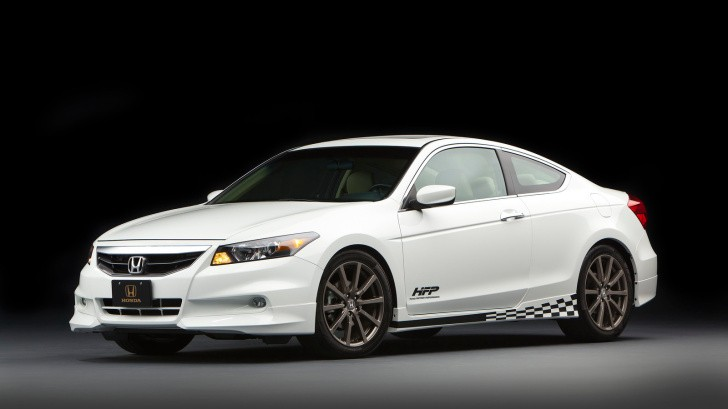 2011 SEMA: Accord Coupe V6 HFP With 335 HP
