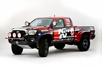 Toyota Long Beach Racers Tacoma