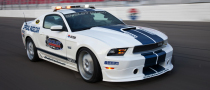 2011 Shelby GT350 to Pace the LVMS Race