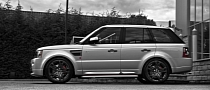 2011 Silver Range Rover Autobiography by Project Kahn