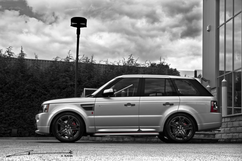 2011 silver range rover autobiography by project kahn. Black Bedroom Furniture Sets. Home Design Ideas