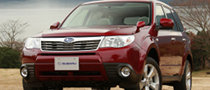 2011 Subaru Forester Gets New Engine, Extra Features