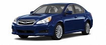2011 Subaru Legacy and Outback Recalled Due to Moonroof Detaching Issue
