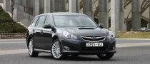2011 Subaru Legacy Sports Tourer Prices