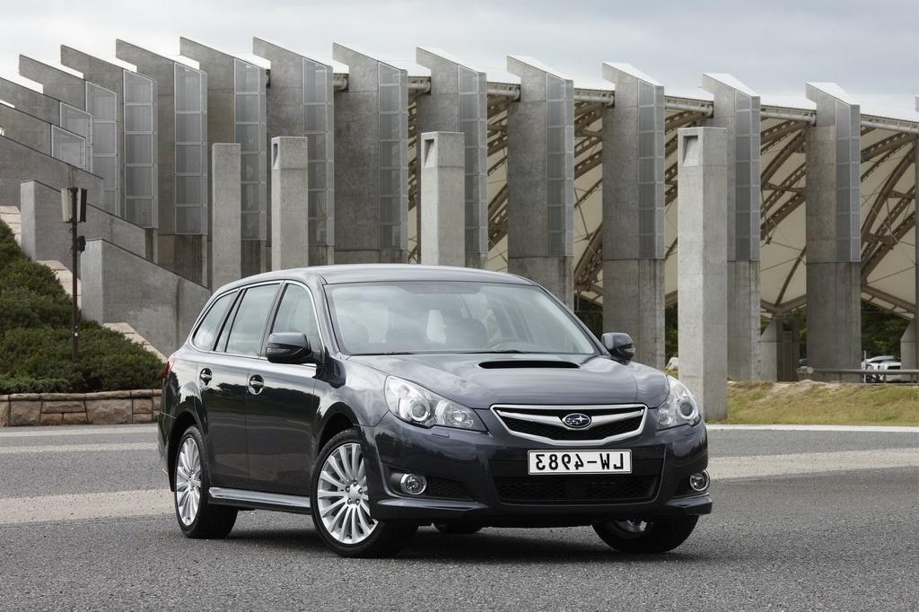2011 Subaru Legacy Sports Tourer Prices Autoevolution