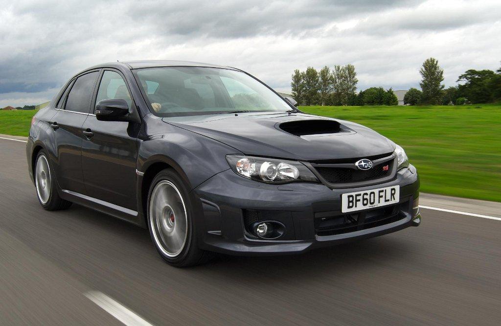 Subaru wrx 2010 price