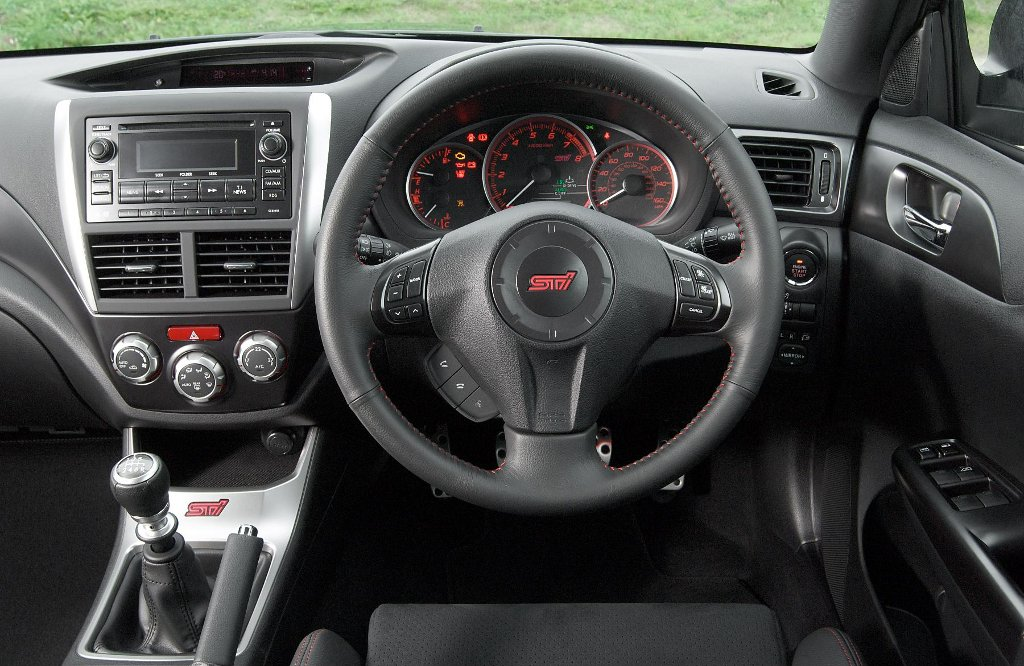 2011 Subaru Wrx Sti Uk Pricing Announced Autoevolution