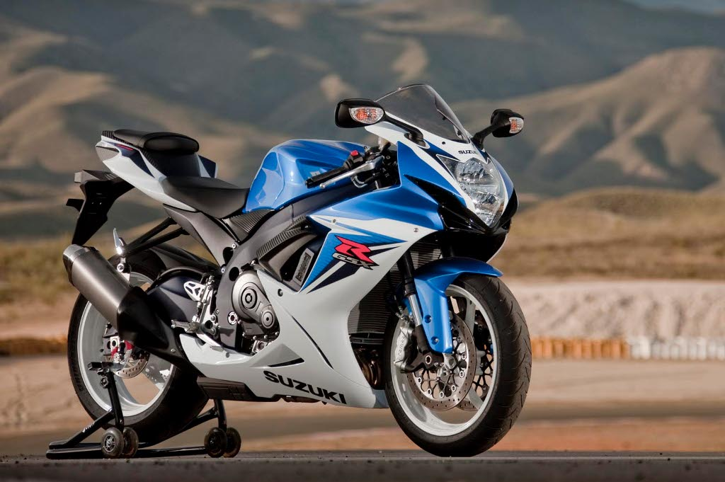 2011 suzuki gsx-r600 uk pricing and availability announced