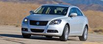2011 Suzuki Kizashi Earns Good IIHS Rating