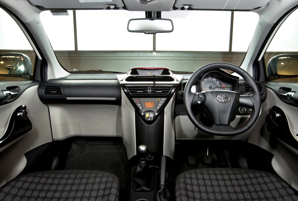 2011 Toyota Iq Gets Upgraded Interior And Euro V Engines