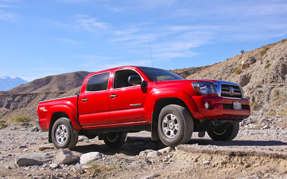 2011 toyota tacoma us pricing announced autoevolution. Black Bedroom Furniture Sets. Home Design Ideas