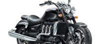 2011 Triumph Rocket III Roadster Introduced