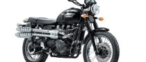 2011 Triumph Scrambler Launched