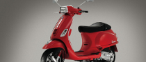 2011 Vespa Scooters Get 150cc Eco-Smart Engines