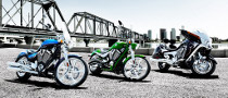 2011 Victory Motorcycles Go Down Under