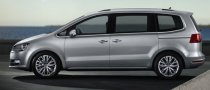 2011 Volkswagen Sharan Official Photos Leaked