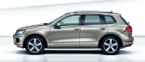 2011 Volkswagen Touareg Details for the US